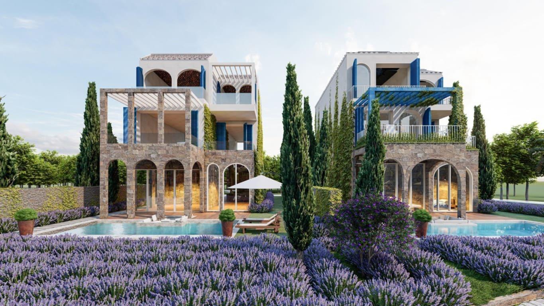 Thiết kế cảnh quan đầy sắc xanh thiên nhiên tại La Queenara